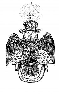 Scottish Rite Double Headed Eagle