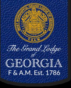 Grand Lodge of Georgia - Freemason Logo