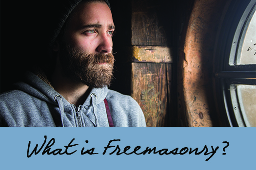 Answering the question - what is freemasonry?